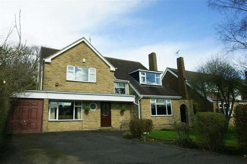 4 Bedrooms Detached House for sale in High Ash Avenue, Alwoodley, LS17