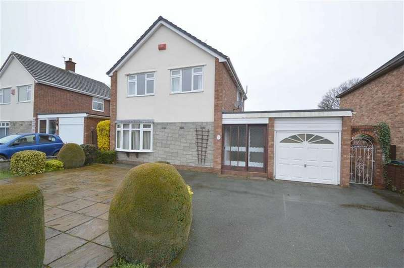 3 Bedrooms Detached House for sale in 12, New College Road, Shrewsbury, SY2