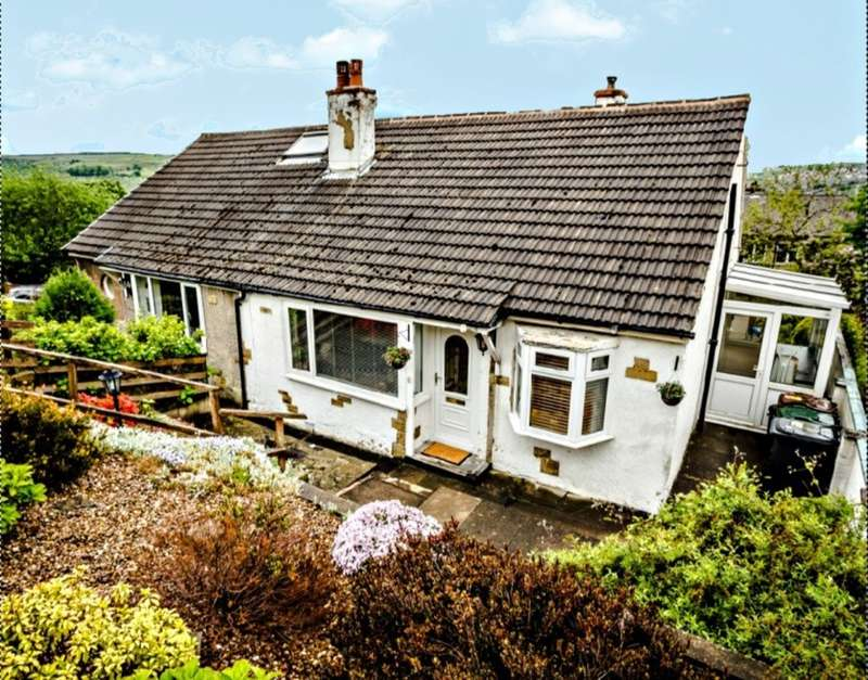 2 Bedrooms Semi Detached Bungalow for sale in Dunkirk Rise, Riddlesden