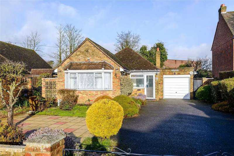 2 Bedrooms Detached Bungalow for sale in Glebe Road, Chalfont St Peter, Buckinghamshire