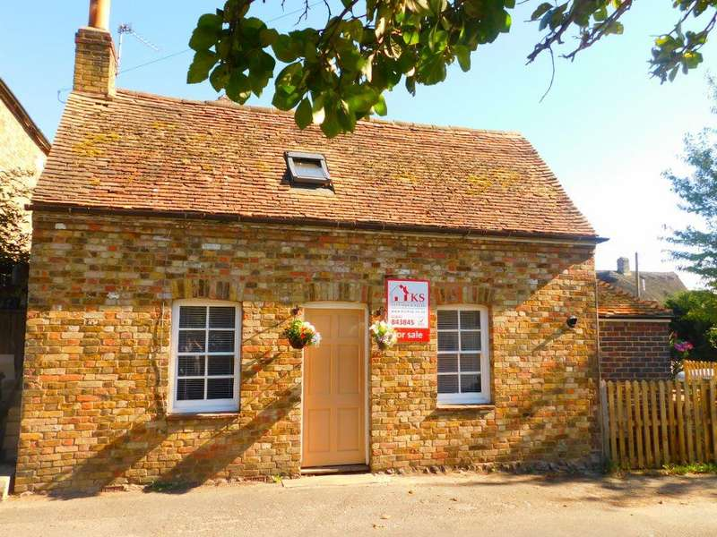 2 Bedrooms Cottage House for sale in Chapel Yard, Down Barton Road, St Nicholas at Wade CT7