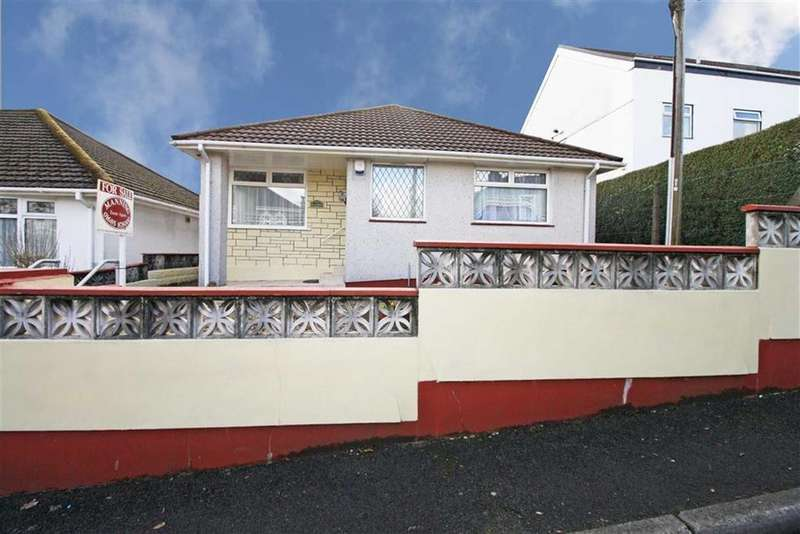 4 Bedrooms Detached Bungalow for sale in Meirion Street, Trecynon, Aberdare, Mid Glamorgan