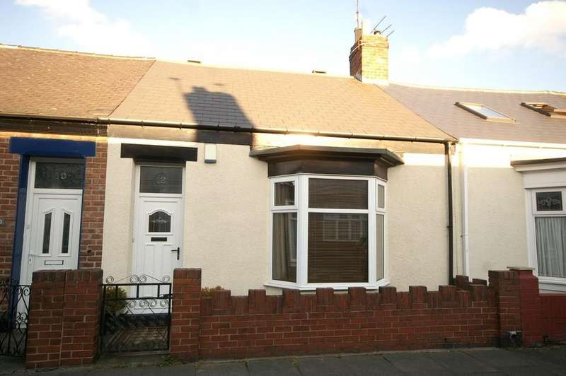 2 Bedrooms Terraced Bungalow for sale in Newbury Street, Fulwell