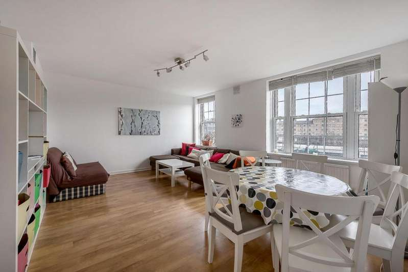 3 Bedrooms Flat for sale in EBURY BRIDGE ROAD, SW1W