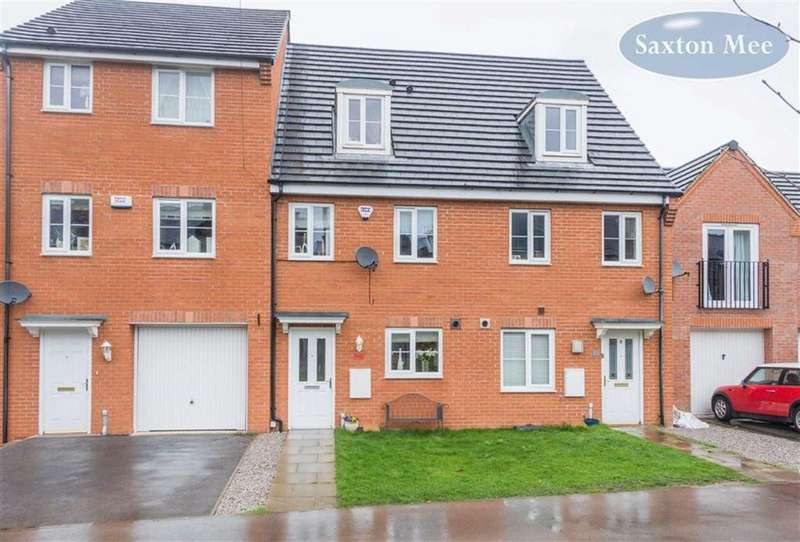 3 Bedrooms Semi Detached House for sale in Belmont Drive, Penistone, Sheffield, S36