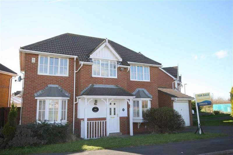 3 Bedrooms Detached House for sale in Murrayfields, West Allotment, Tyne And Wear, NE27