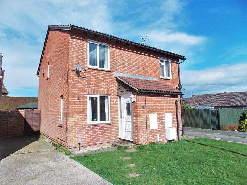 2 Bedrooms Semi Detached House for sale in Rushmoor Gardens, Calcot, Reading