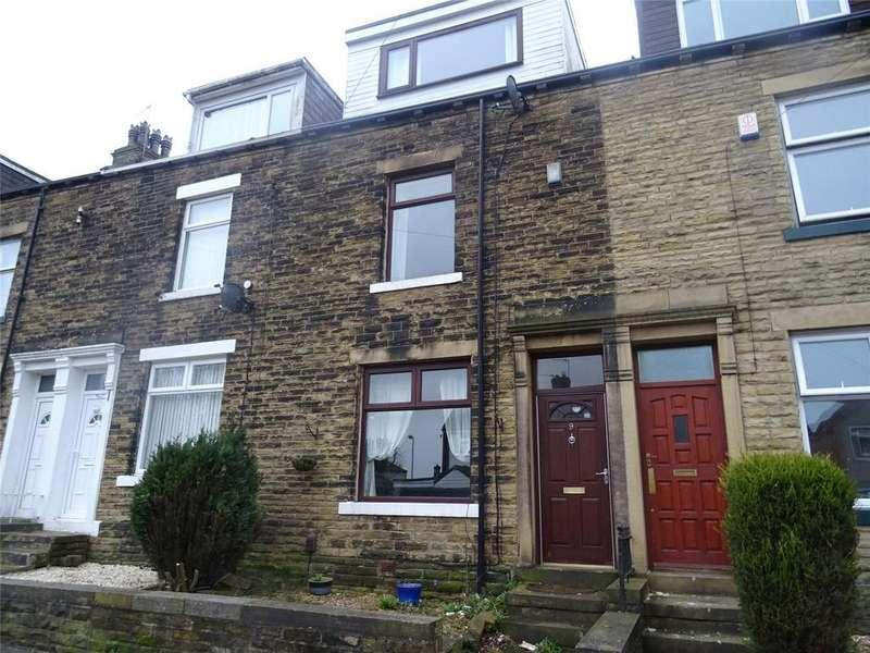 4 Bedrooms Terraced House for sale in Blakehill Terrace, Bradford, West Yorkshire, BD2