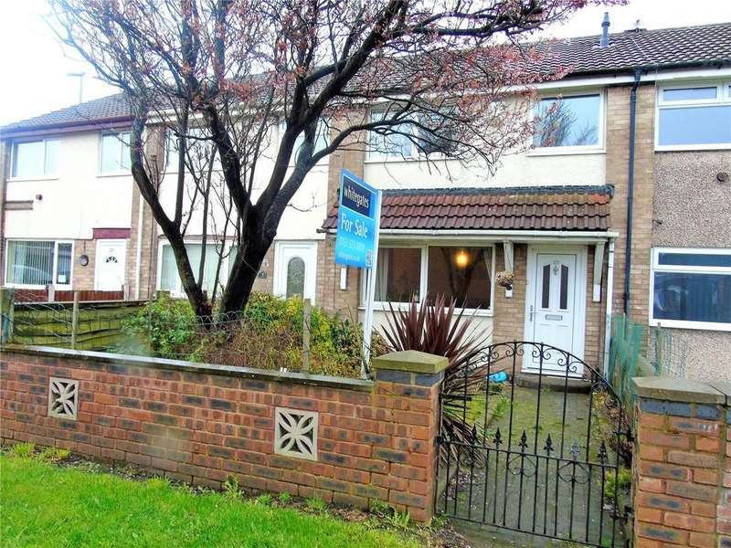 3 Bedrooms Terraced House for sale in Jean Walk, Fazakerley, Liverpool, L10
