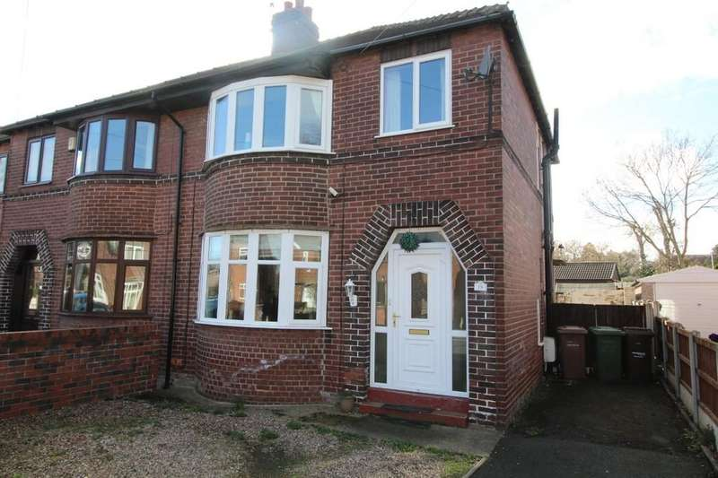 3 Bedrooms Semi Detached House for sale in Illingworth Avenue, ALTOFTS