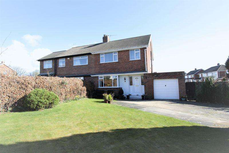 3 Bedrooms Semi Detached House for sale in Rimswell Road, Fairfield, Stockton, TS19 7LJ