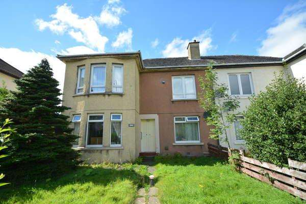 3 Bedrooms Flat for sale in 17 Polnoon Avenue, Knightswood, Glasgow, G13 3HQ