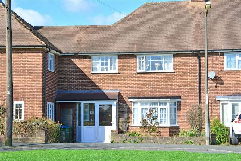 3 Bedrooms Terraced House for sale in The Course, London, SE9