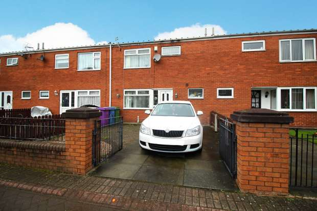3 Bedrooms Terraced House for sale in Abbeyvale Drive, Liverpool, Merseyside, L25 2NW