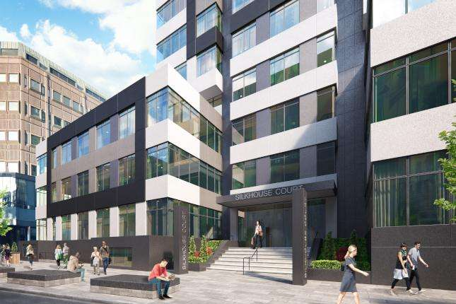 2 Bedrooms Property for sale in Prime Waterfront Apartments, Liverpool, L2 2LZ