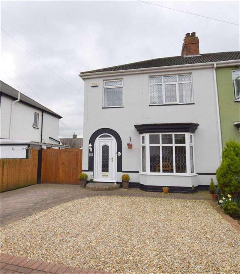 3 Bedrooms Semi Detached House for sale in Portland Place, Grimsby, North East Lincolnshire