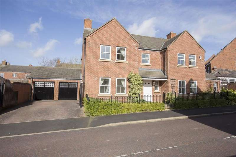 4 Bedrooms Detached House for sale in 20 Netherwitton Way, Great Park, Gosforth, Newcastle upon Tyne NE3