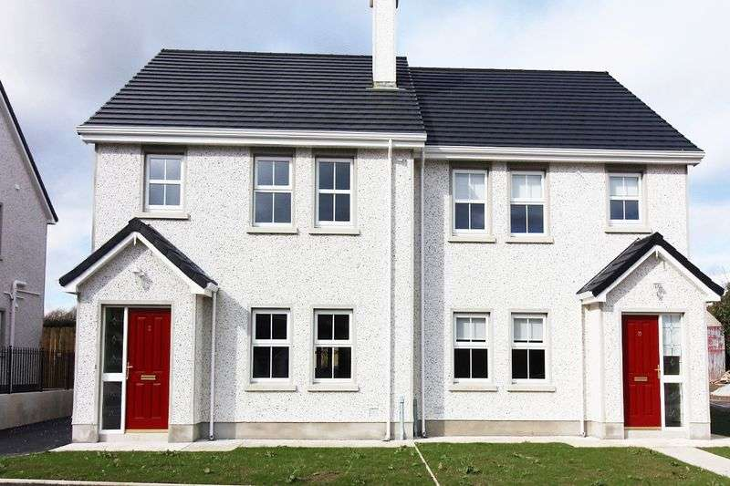 3 Bedrooms Semi Detached House for sale in New Builds at Carrickbracken Close, Newry BT35 7EE
