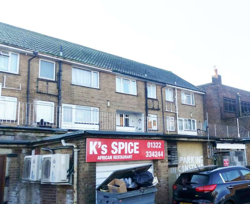3 Bedrooms Maisonette Flat for sale in Cross Street, Erith, Kent, DA8 1RB