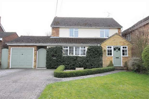 4 Bedrooms Detached House for sale in Great Bardfield, Essex