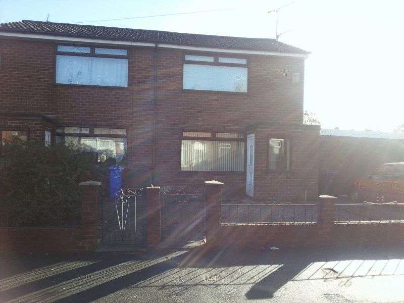 2 Bedrooms Semi Detached House for rent in Moorside Street, Manchester