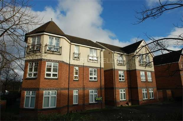 2 Bedrooms Flat for sale in Park Way, Rednal, BIRMINGHAM, West Midlands