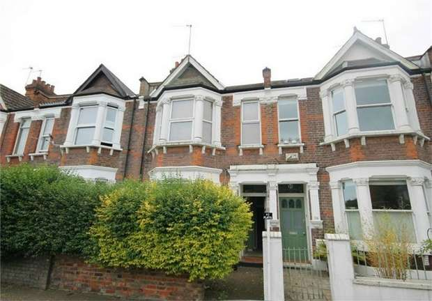 4 Bedrooms Terraced House for sale in Leghorn Road, Kensal Green, London