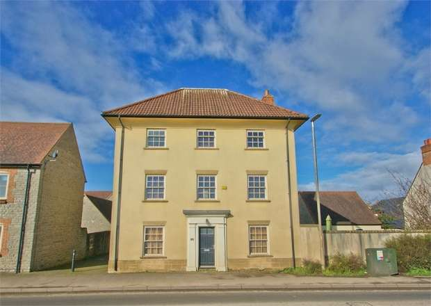 5 Bedrooms Detached House for sale in Shepton Mallet, Somerset