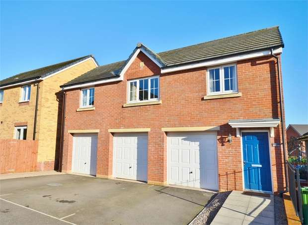 1 Bedroom Detached House for sale in Long Heath Close, Caerphilly