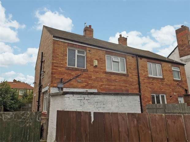 3 Bedrooms Semi Detached House for sale in Monument Terrace, Houghton le Spring, Tyne and Wear