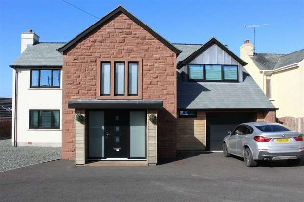 4 Bedrooms Detached House for sale in Crosby, Maryport, Cumbria