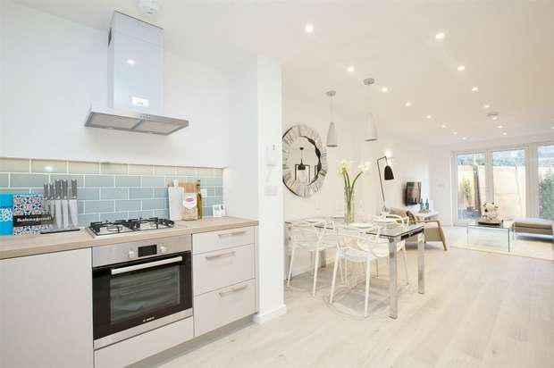 4 Bedrooms Terraced House for sale in New Trinity Road, East Finchley, N2