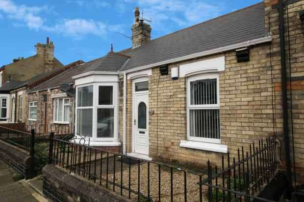 3 Bedrooms Terraced House for sale in Sandringham Road, Hartlepool, Cleveland, TS26 8PS