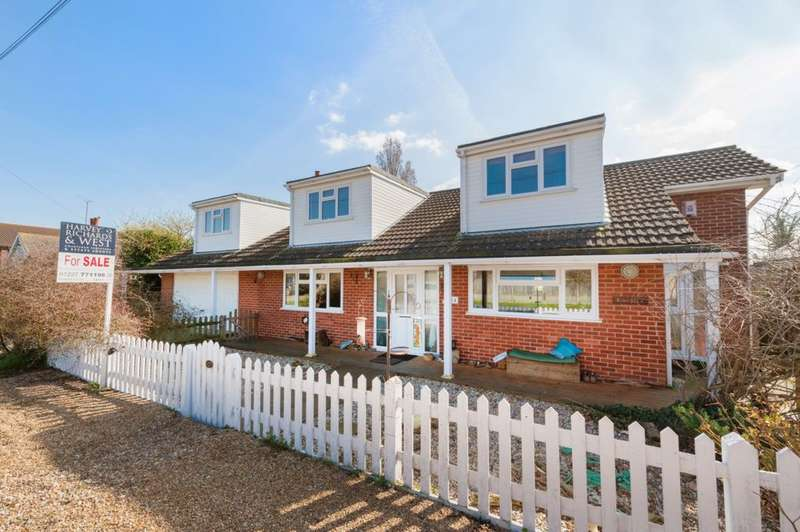 4 Bedrooms Detached House for sale in St Marys Grove, Whitstable, CT5