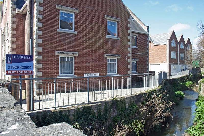 2 Bedrooms Apartment Flat for sale in Chestnut Mews, Swanage