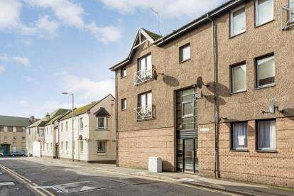 2 Bedrooms Flat for sale in Limonds Wynd, Ayr
