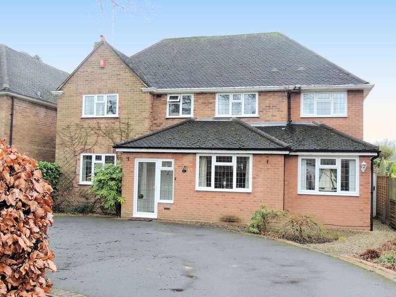 4 Bedrooms Detached House for sale in Nailsworth Road, Dorridge