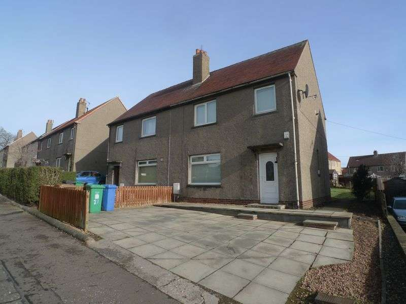 3 Bedrooms Semi Detached House for sale in Whytemans Brae, Kirkcaldy