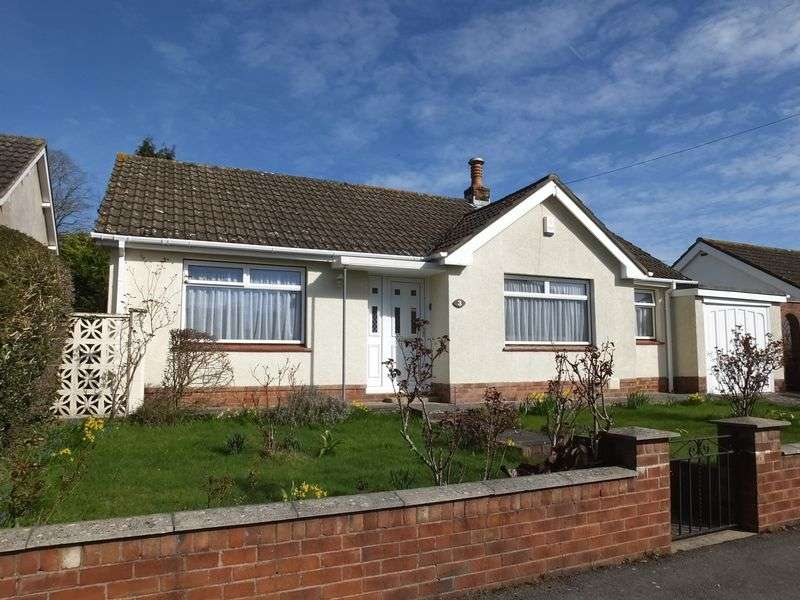 2 Bedrooms Detached Bungalow for sale in Haven Way, Abergavenny
