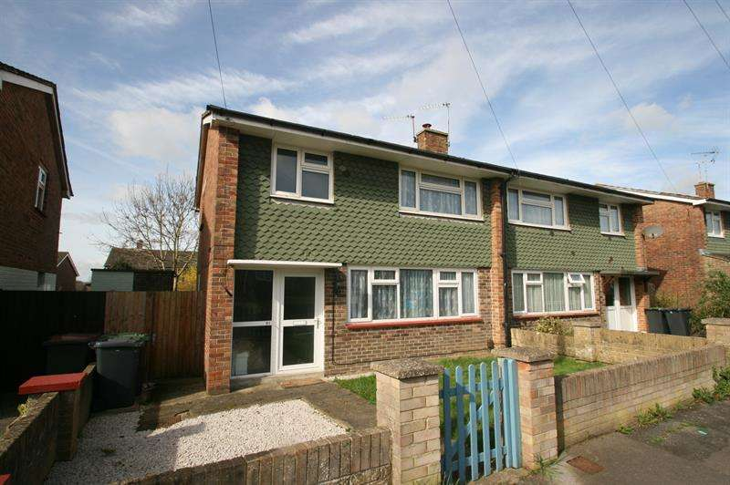 3 Bedrooms Semi Detached House for sale in Nursling Crescent, West Leigh, Havant