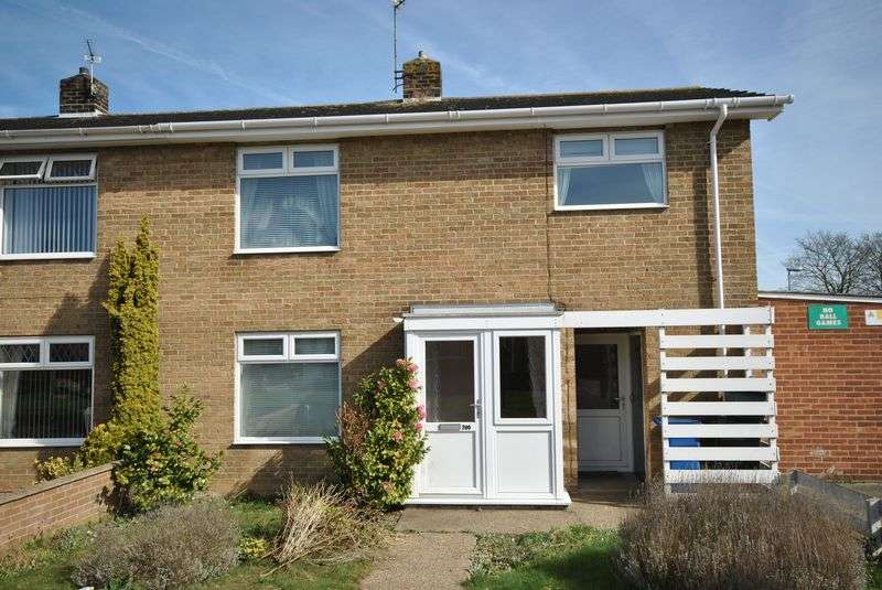 3 Bedrooms Terraced House for sale in Sale Road, Heartsease, Norwich