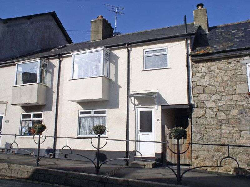 3 Bedrooms Terraced House for sale in Court Street, Moretonhampstead