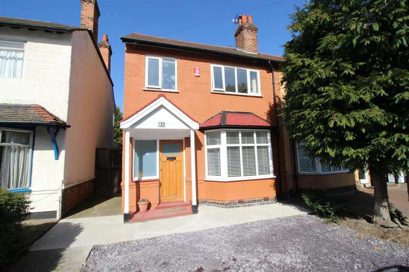 4 Bedrooms Property for sale in Sidney Road, Beeston, Nottingham