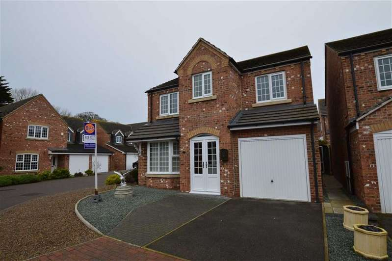 4 Bedrooms Detached House for sale in Farrants Way, Hornsea, East Yorkshire