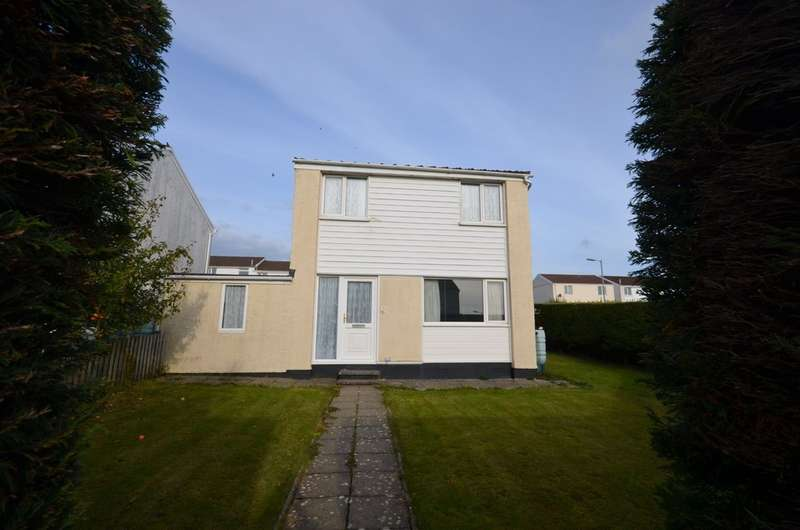 3 Bedrooms Link Detached House for sale in Eglos Road, Shortlanesend
