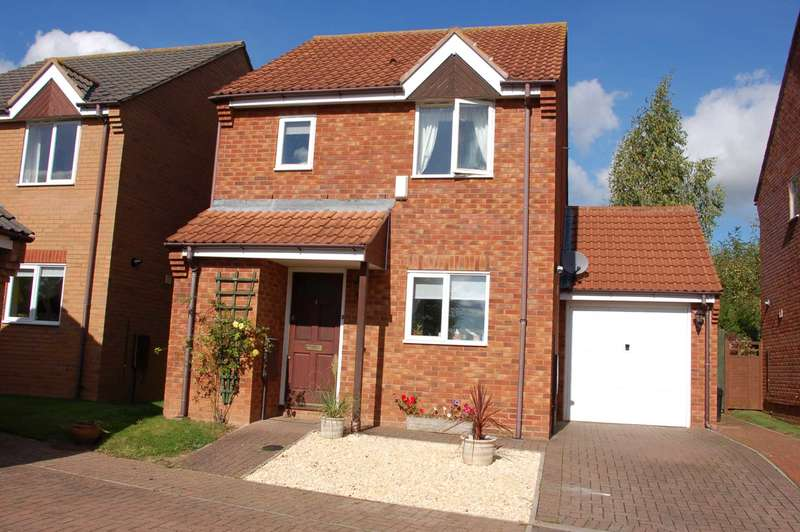 3 Bedrooms Detached House for sale in Coopers Mill, Norton Fitzwarren