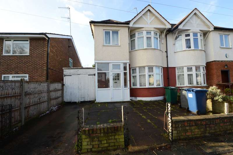 3 Bedrooms Semi Detached House for sale in Lewes Road, London