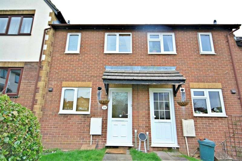 2 Bedrooms Terraced House for sale in Blenheim Close, Bath