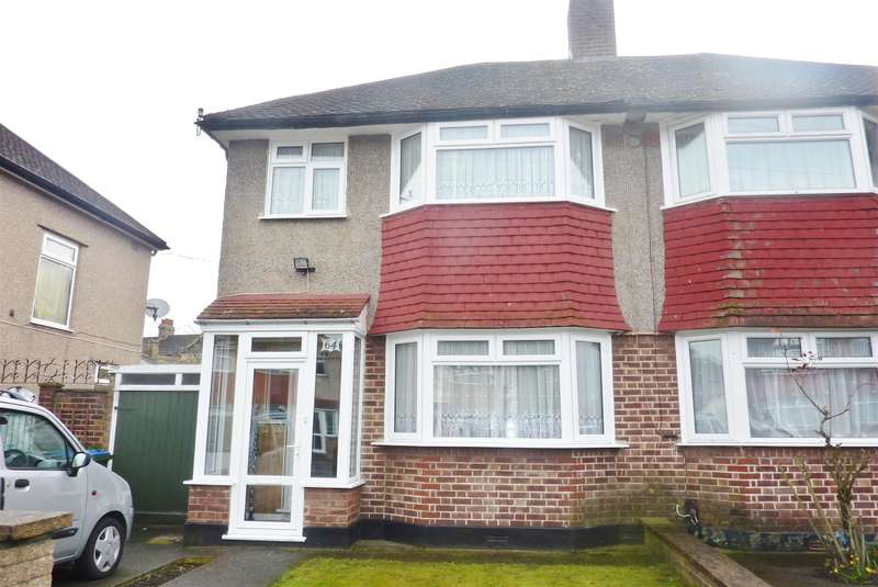 3 Bedrooms Semi Detached House for sale in Brookdene Road, Plumstead, London, SE18 1EJ