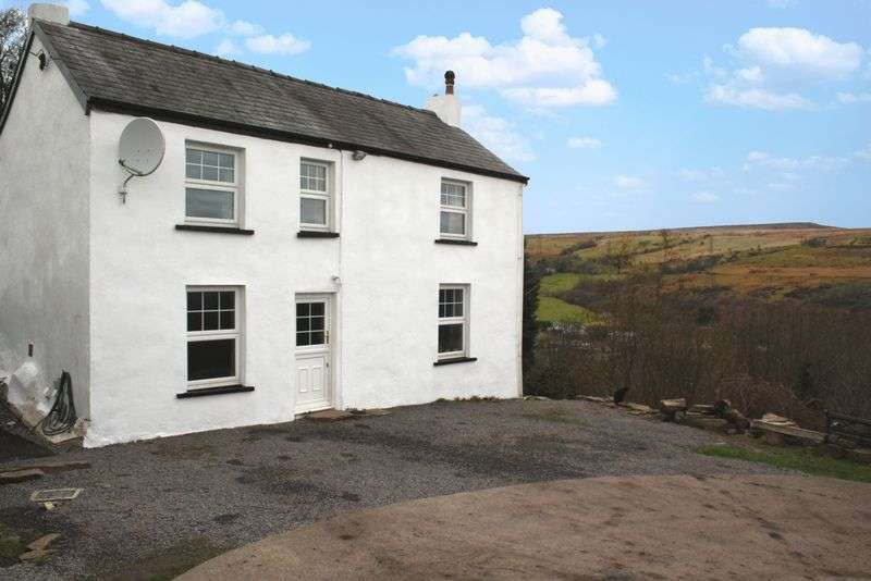 3 Bedrooms Detached House for sale in Llanelly Hill, Abergavenny